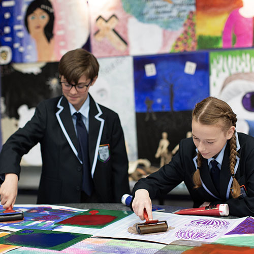 Home - Bluecoat Academy Primary | Nottingham